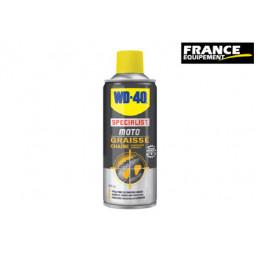1 Spray SPECIALIST MOTO GRAISSE CHAINE WD40  400 ml