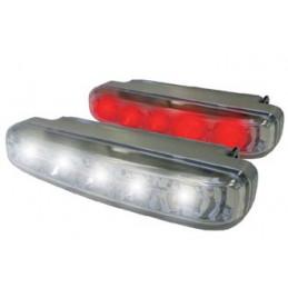 FEUX AVANT/ ARRIERE LEDS (5LEDS)