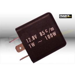 Relais pour clignotants à LED, 3 Pôles 12.8V (Centrale clignotant)